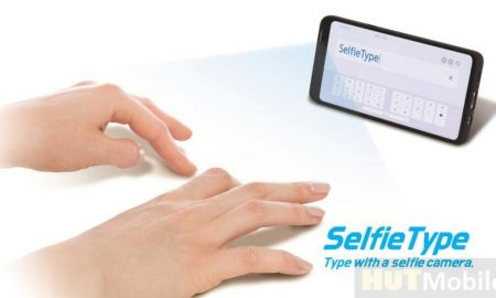 Samsung Will Show On CES 2020 A Virtual Keyboard SelfieType