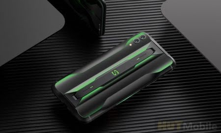 Xiaomi Black Shark 3 5G will be the first smartphone in the world with 16 GB of RAM