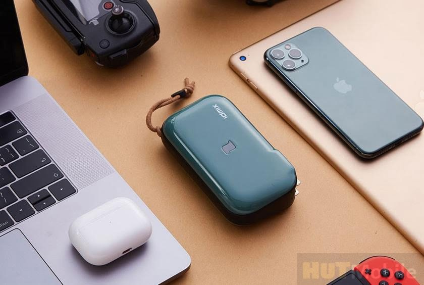 Xiaomi IDMIX Mr Charger CH06 10000 mAh multifunctional portable battery that can be used as a power adapter