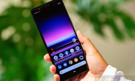 Sony will present at the MWC 2020 flagship smartphone with a Snapdragon chip 865 5G and 4K OLED display