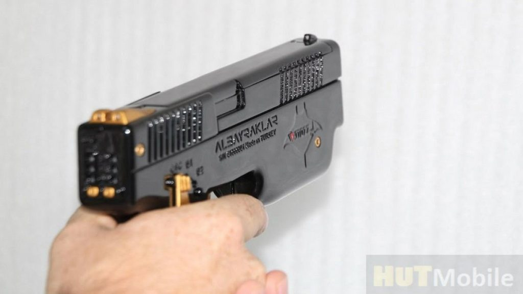 The manufacturer of the national electroshock gun has decided to withdraw