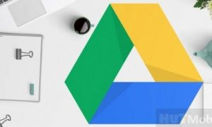 Google Drive web version has been renewed