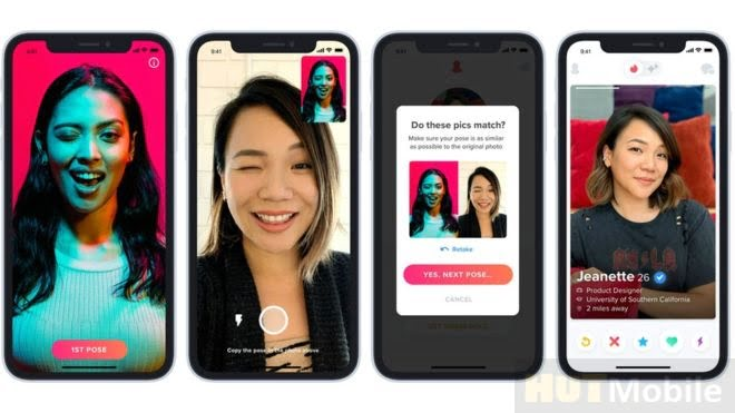 Tinder panic button will prevent unwanted situations