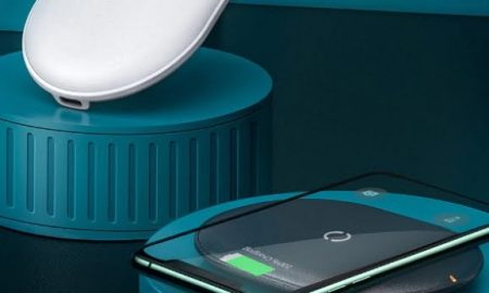 Baseus Cobble Dollar 15 Wireless Fast Charging for Dollar 14