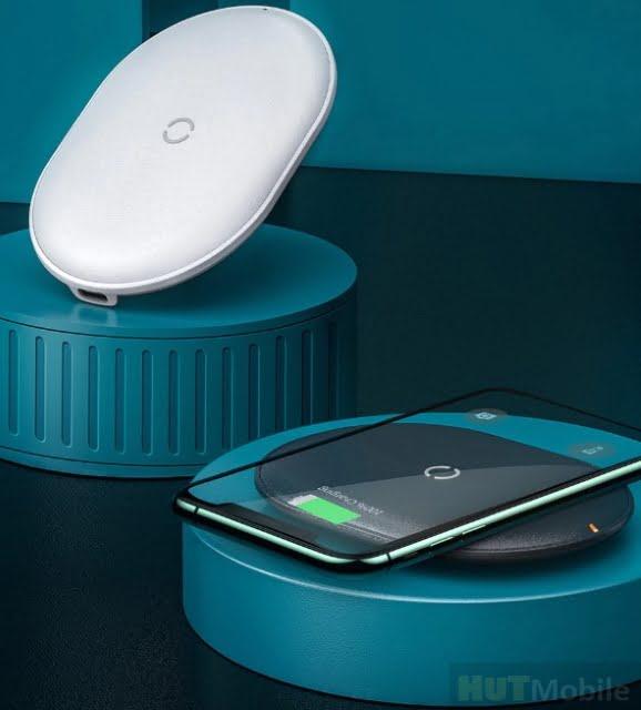 Baseus Cobble Dollar 15 Wireless Fast Charging for Dollar 14