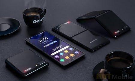 Samsung Galaxy Z Flip some new details