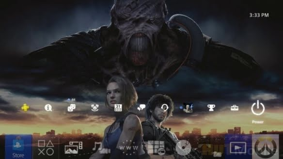 Resident Evil 3 Special Theam theme is available for pre-order exposure