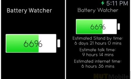How to watch iPhone battery life on Apple Watch
