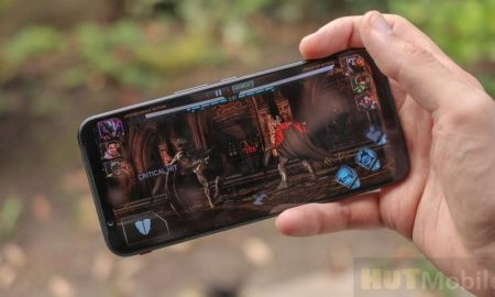 The first gaming smartphone with a 144 Hz screen