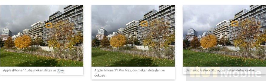 Apple iPhone 11 review DxOMark score