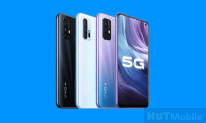 vivo Z6 5G appeared on high quality renders with a camera design