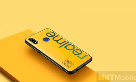 Realme 6 smartphone with a MediaTek Helio G90 chip a leaky screen and Android 10