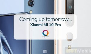 Xiaomi Mi 10 Pro DxOMark specialists have already tested the unannounced