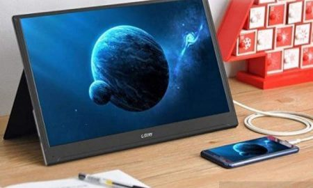 Samsung and LG are preparing to release portable displays
