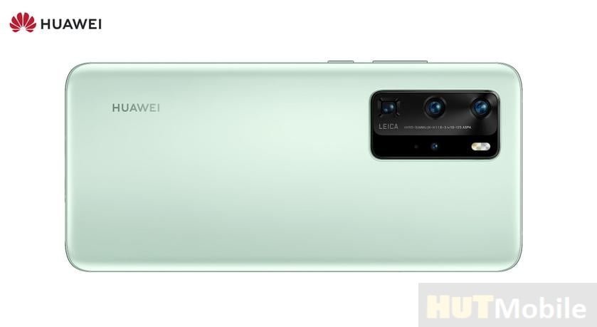 Flagship smartphones Huawei P40 will enter the market with a new shell EMUI 10.1