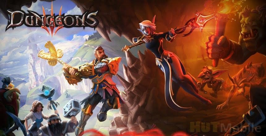 Dungeons 3 Dungeon Simulator Sold At Big Discount