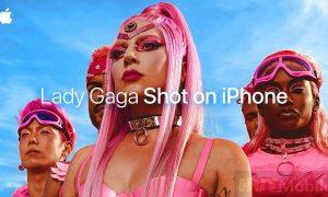 Lady Gaga Shot on iPhone 11 Pro Apple