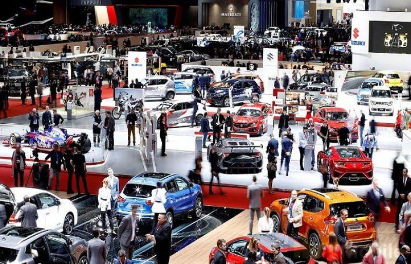 Coronavirus strikes Geneva Motor Show