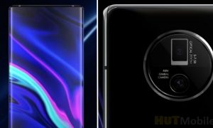 Vivo APEX 2020 introduced Phone without charge input