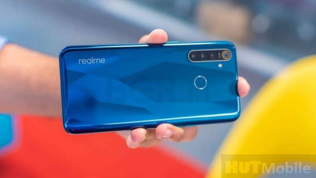 Realme 6 Pro performance test appeared