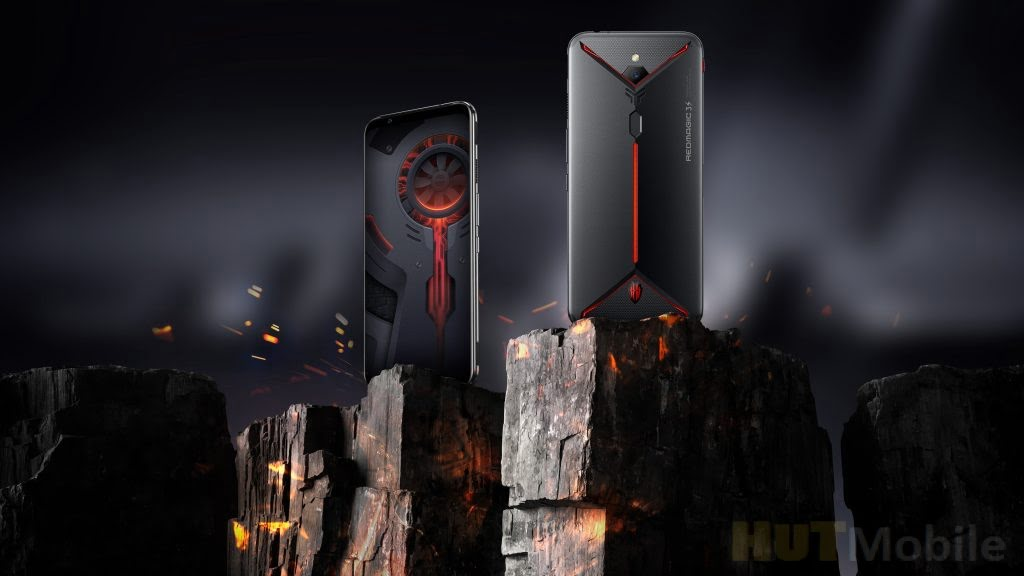 Nubia Red Magic 5G spied for the first time