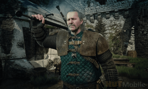 Skywalker in flight Wesemira in the series The Witcher from Netflix will play Kim Bodnia