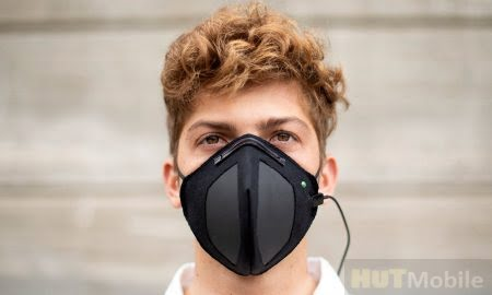 Presented graphene electric mask against coronavirus