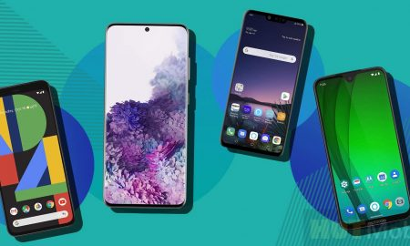 Top 10 best smartphones have been announced 2020