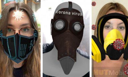 New Instagram Coronavirus AR filters