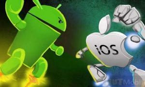 Android and iOS features only on Android