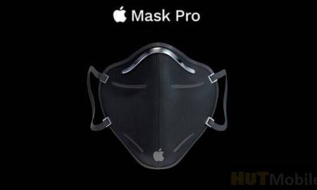 Apple iMask Pro Detail