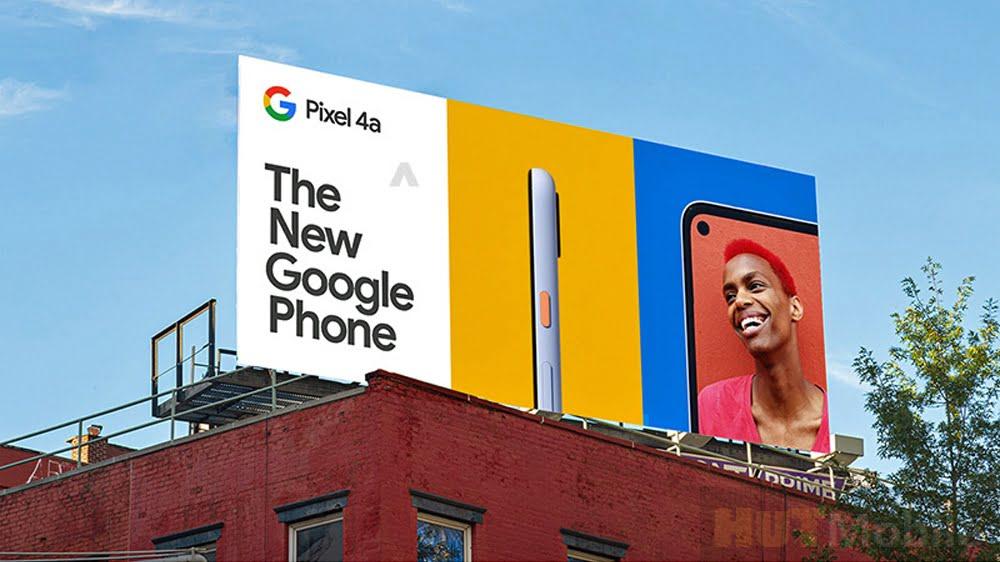 Google Pixel 4a price in Dollar