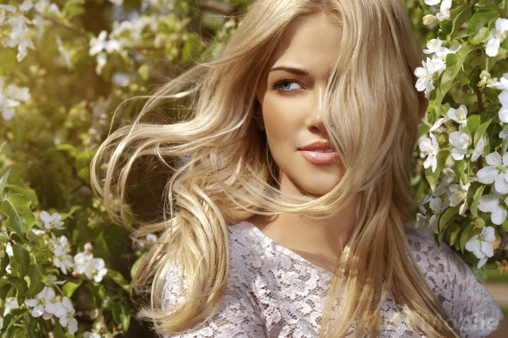 Spring glow from Arzum hair Detail