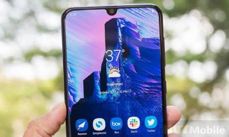 Samsung Galaxy A50 Android 10 update news and detail