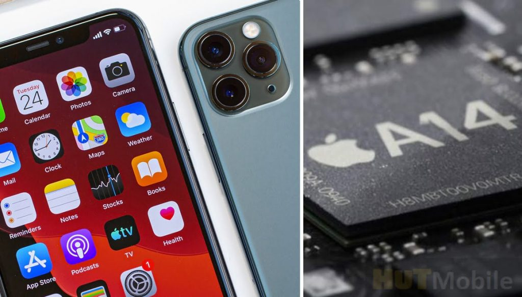 Apple A14 Bionic chip for iPhone 12 News And Detail