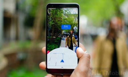 Google Maps Live View Update features Detail