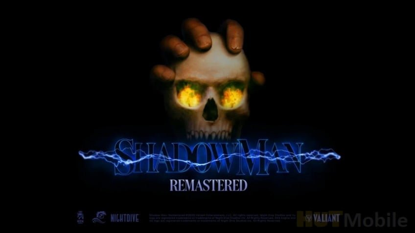 Shadow Man Remastered Video Game from Nightdive Studios