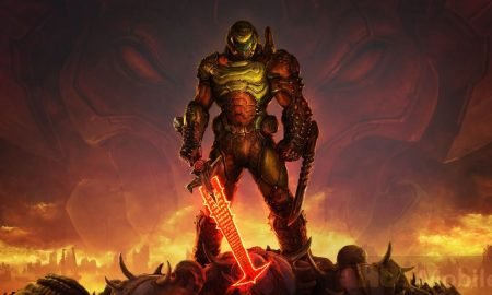 THE SECOND BIG UPDATE FOR DOOM ETERNAL IS A NEW MAP FOR BATTLEMODE AND TWO EVENTS