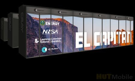 HPE-Cray and AMD Win Again with El Capitan 2 Exaflop Supercomputer