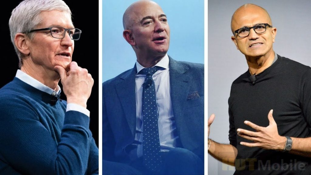 Apple Microsoft and Amazon moves against the epidemic