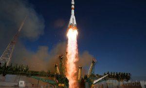 Russia sent 34 OneWeb satellites into orbit