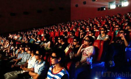 In China amid weakening coronavirus pandemic movie theaters began to open
