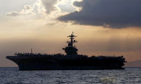 U.S. duty warship infected with Roosevelt 3 sailor confirmed
