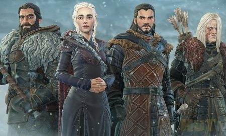 A new free game on the Game of Thrones has been released Designed by Dead by Daylight