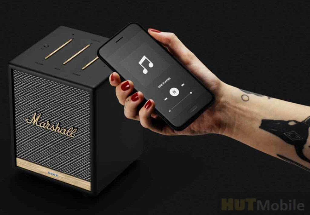 Marshall Uxbridge Voice is coming news features - Hut Mobile