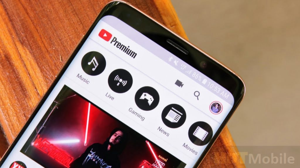 Free YouTube Premium for Samsung users Full News With Detail How to get Samsung YouTube Premium free