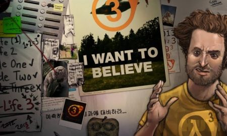 Half Life Game Alyx found a mystical message that could hint at a new game
