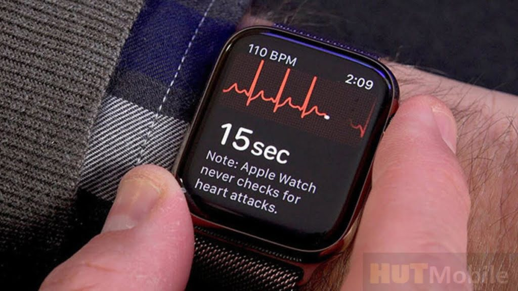 How to use the ECG feature on Apple Watch Detail news and Apple Watch Features