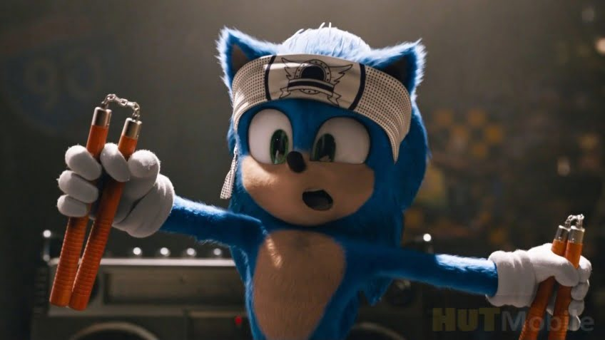 The digital release of Sonic in the movie and the third Bad guys took place
