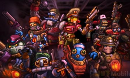 On which game SteamWorld authors work on new series game